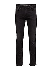 Slim Straight - Elas - ELASTIC BLACK
