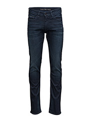 Slim Straight - True - TRUE WORN BLUE