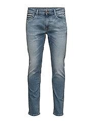 Slim Straight-Twiste - TWISTER BLUE