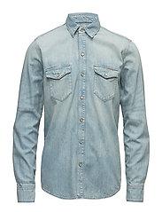 Classic Shirt - Alga - ALGAE BLUE