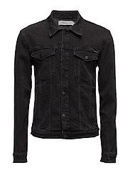 Classic Jacket - Ric - RICH BLACK
