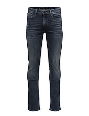 Slim Straight - noct - NOCTURNAL BLUE