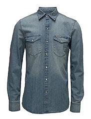 Classic Shirt - Slow - SLOW BLUE
