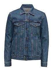 Classic Jacket - Sta - STARK BLUE