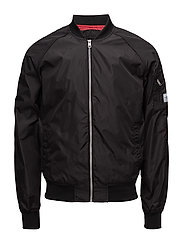 OMRI BOMBER JACKET, - CK BLACK