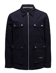ORANO  FIELD JACKET, - NIGHT SKY