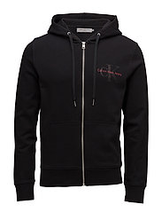 HOMER 3 SLIM HD ZIP THRU LS - CK BLACK