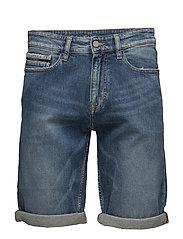 Slim Shorts - Isolation Blue CMF - ISOLATION BLUE CMF