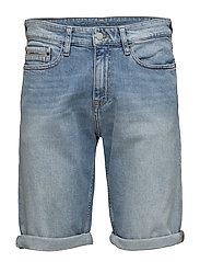Slim Shorts - Roxy Blue CMF - ROXY BLUE CMF