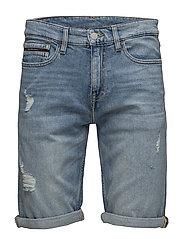 Slim Shorts - Sydney Blue DSTR CMF - SYDNEY BLUE DSTR CMF