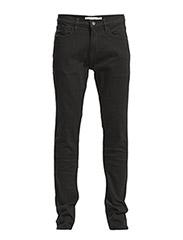 Slim straight 1 PEBLC - BLACK