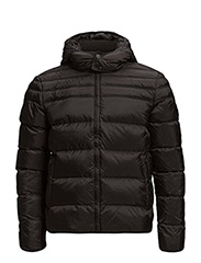 Arcest 2 hd down jacket - BLACK