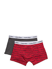 MODERN COTTON (LG) 2 PACK TRUNK - RED ROVER PR / ASHFORD GREY