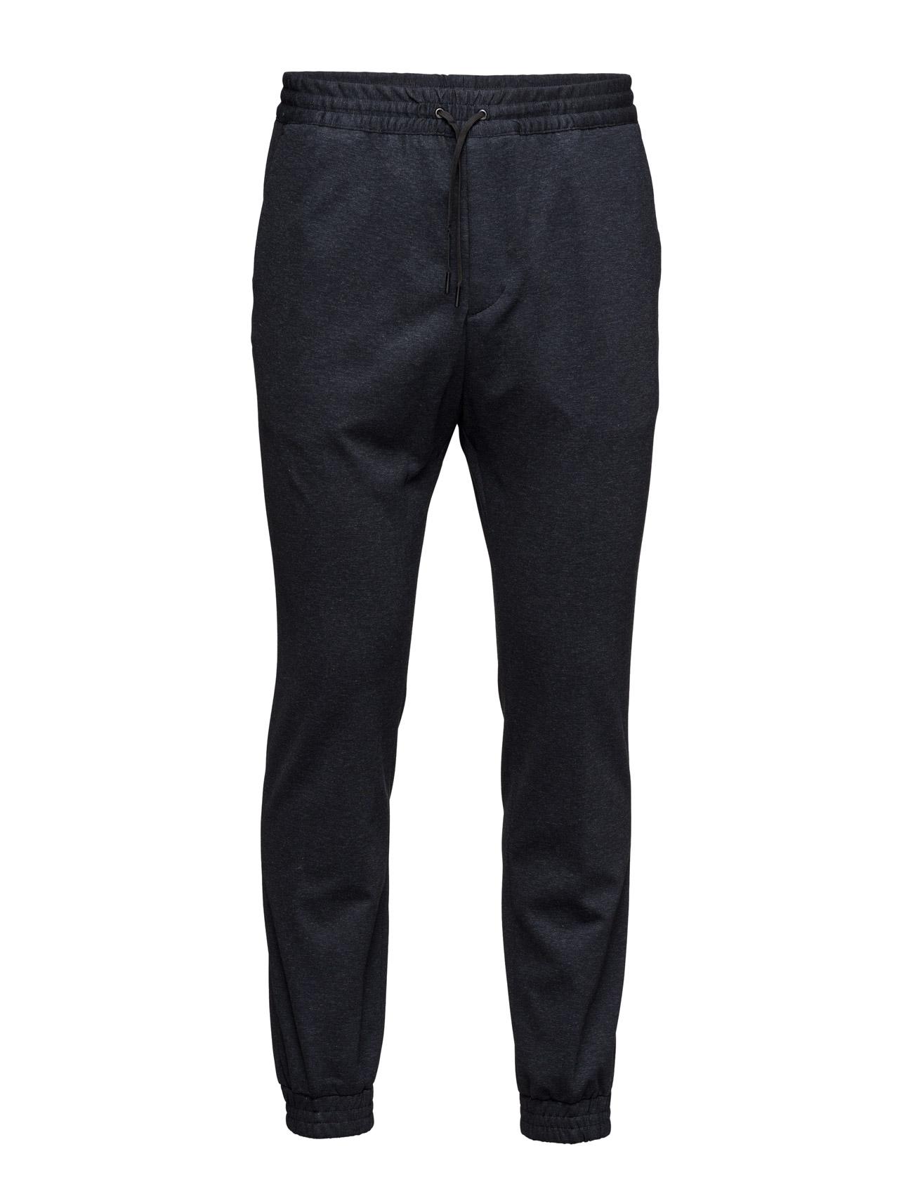 Pivo Refined Jersey Calvin Klein Joggingbukser til Herrer i Navy blå