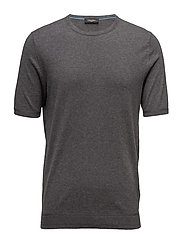 SAMLIN REFINED CTN S - DARK GREY HEATHER