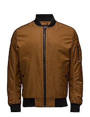 OMAL MA-1 BOMBER, 27 - TOFFEE