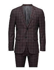 Tate-B-Paris-B Sable Calvin Klein Suits & Blazers
