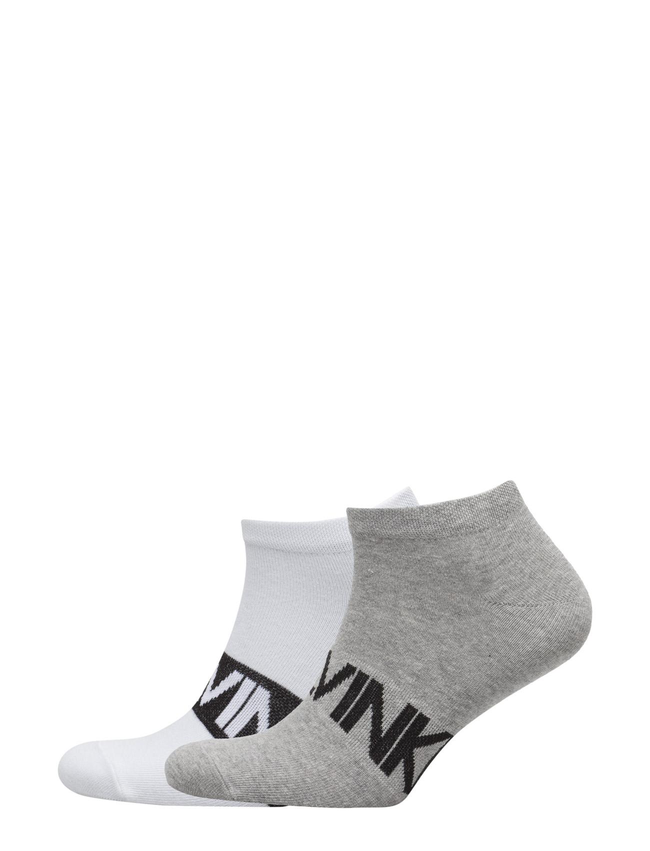 Ck Dirk 2pk Liner 96 Calvin Klein Sokker til Herrer i