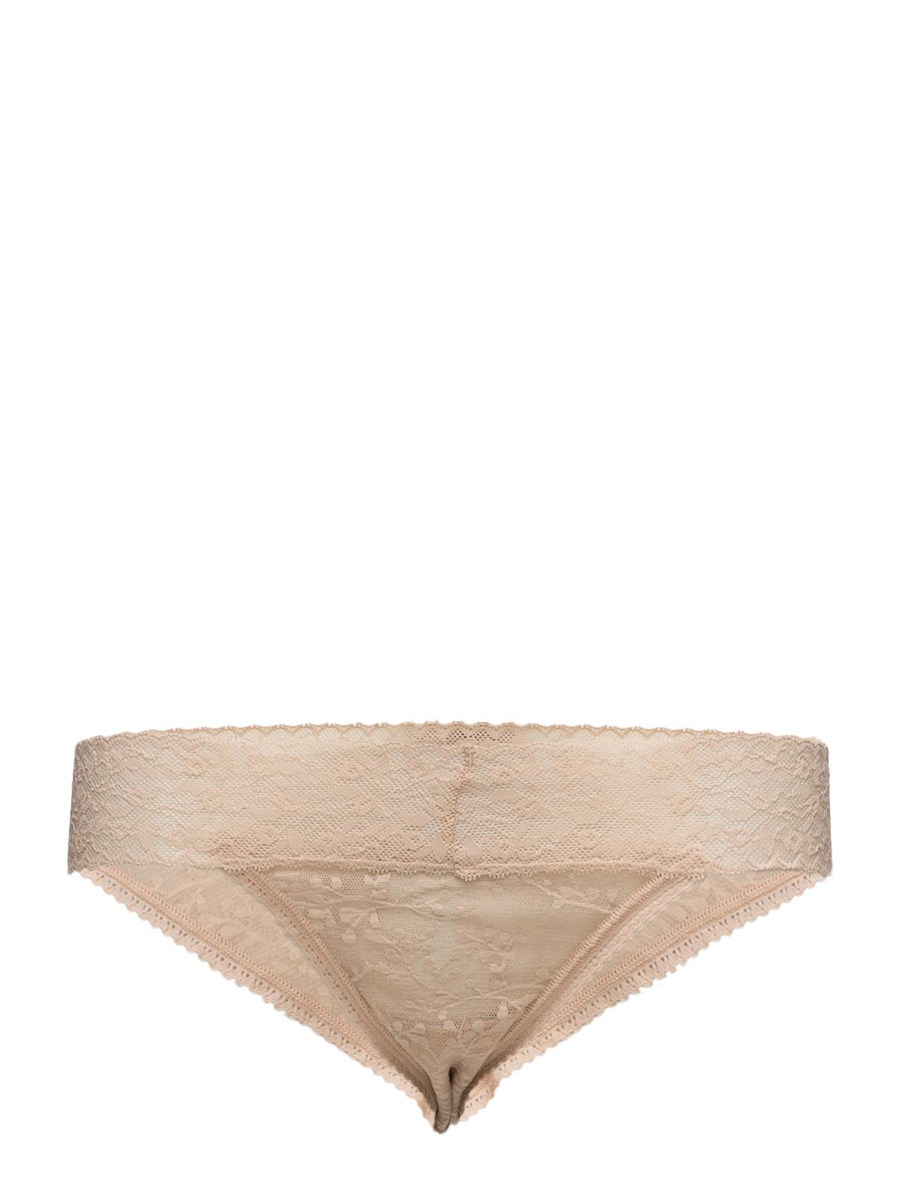 Bikini Calvin Klein Trusser til Damer i Beige