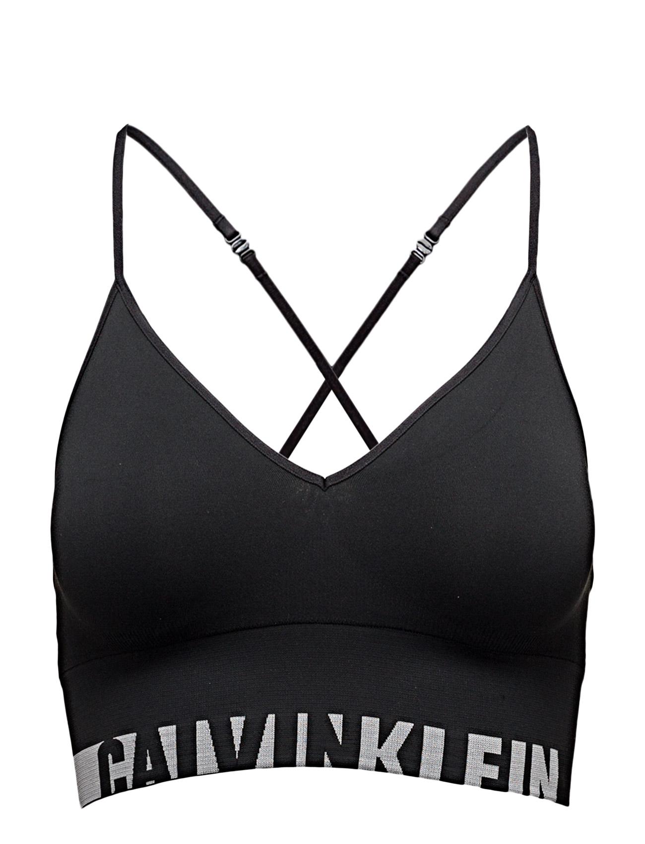 Bralette Unlined Longline Multiway Calvin Klein BH'er til Damer i Sort