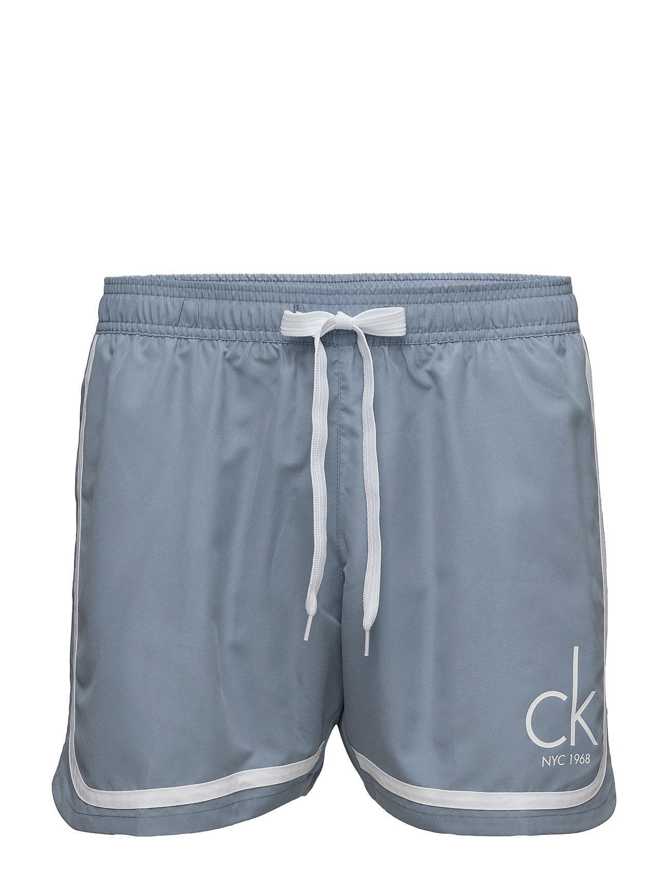 Retro Medium Drawstr Calvin Klein Shorts til Mænd i