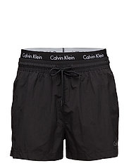 SHORT DOUBLE WB, 001 - BLACK
