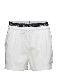 SHORT DOUBLE WB, 001 - WHITE