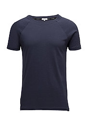 RELAXED CREW TEE, 31 - BLUE SHADOW