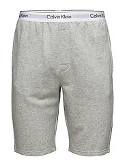 SHORT 001, M - GREY HEATHER