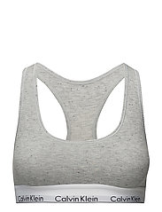 BRALETTE UNLINED, GG - GRAPHIC RIB_GREY HEATHER