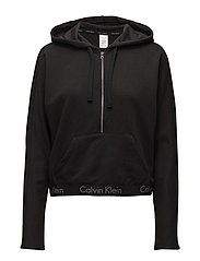 Calvin Klein - Half Zip Hoodie, 001