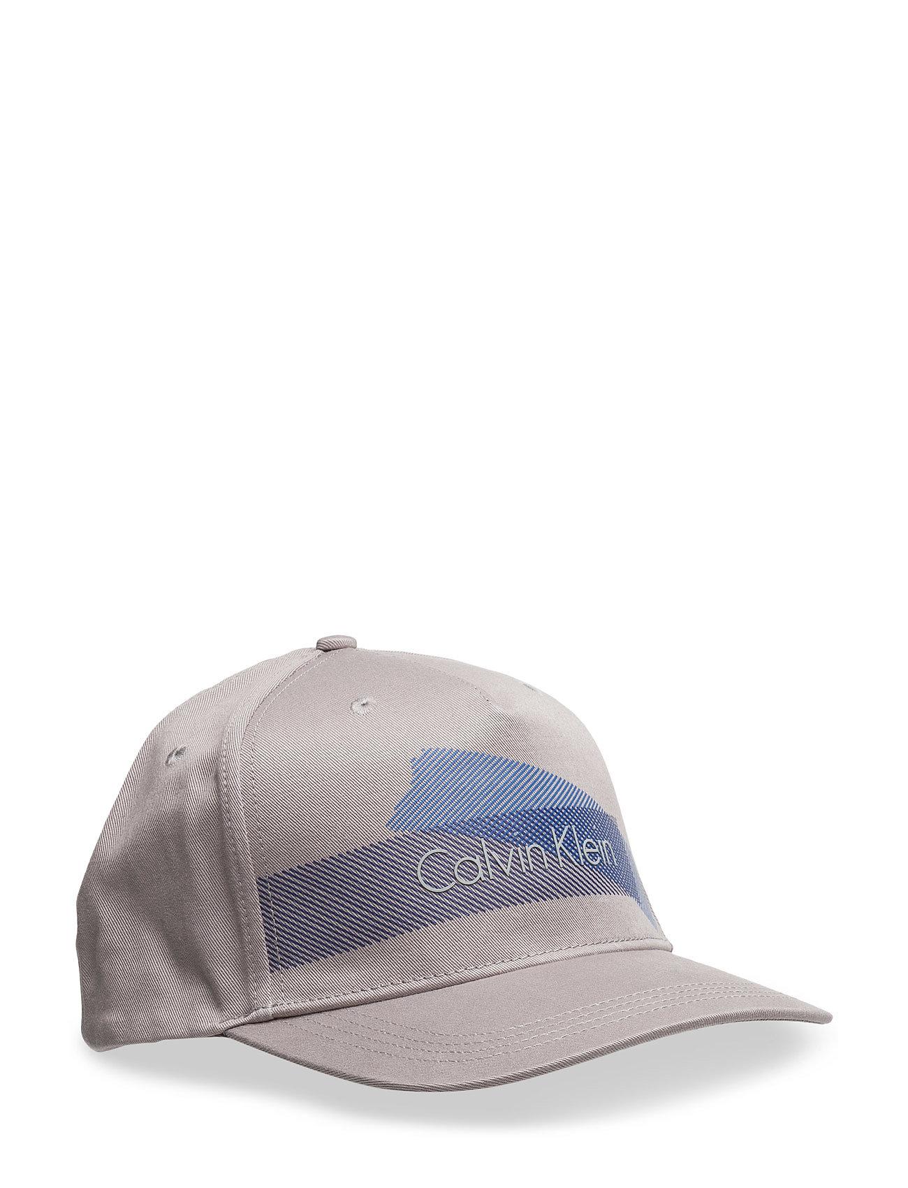 Cole Baseball Cap 64 Calvin Klein Accessories til Mænd i Sten