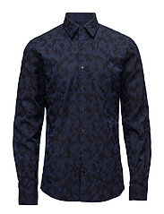 PADUA W SLIM FIT FTC - DARK BLUE