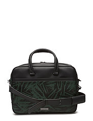 LAPTOP BAG E D4N 064 - JUNGLE LEAF