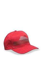 COLE BASEBALL CAP 64 - TANGO RED