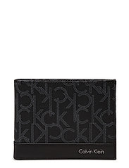 GREG MONO BILLFOLD 8 - BLACK