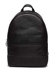BENNET BACKPACK, 001 - BLACK