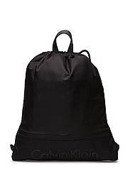 MATTHEW FLAT BACKPAC - BLACK