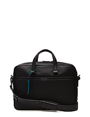 ELIAS LAPTOP BAG SLI - BLACK
