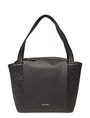 MISHA MEDIUM TOTE - BLACK