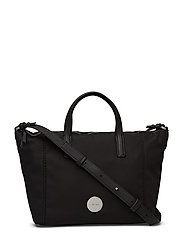 ED1TH SMALL TOTE 068 - BLACK