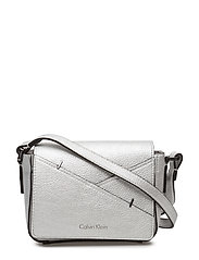 LUNA SMALL CROSSBODY - SILVER
