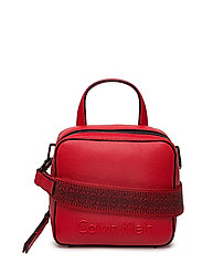 EDGE SEASONAL SMALL, - SCARLET