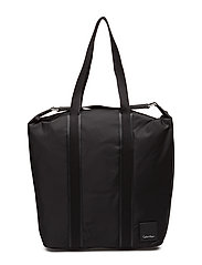 FLUID LARGE SHOPPER, - BLACK