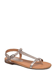 SANDALS - ROSE METALLIC 8