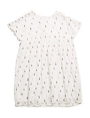 DRESS - OFFWHITE
