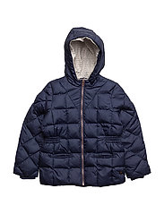 PUFFER JACKET - MEDIEVAL BLUE