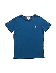 T-SHIRT - NAVY  BLUE