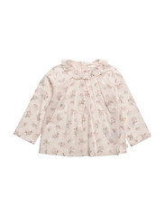 BLOUSE - WASHED PINK