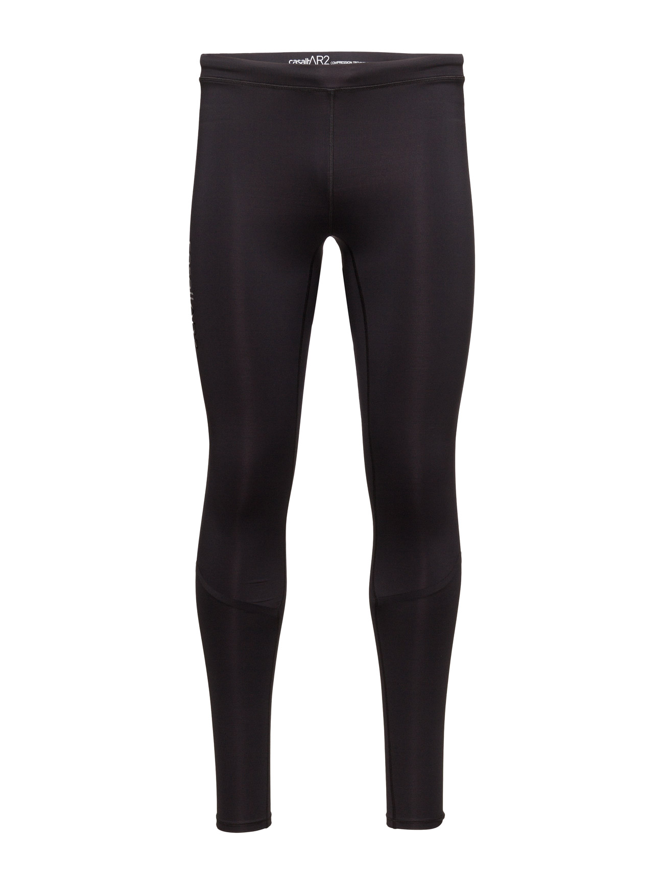M Ar2 Compression Tights Casall Løbe tights til Mænd i Sort